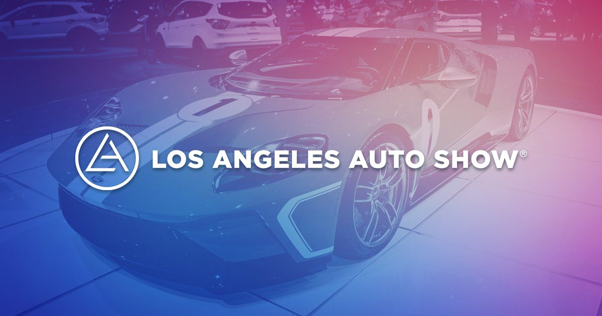 Shows In Los Angeles >> Vehicle Debuts La Auto Show Nov 22 Dec 1 2019