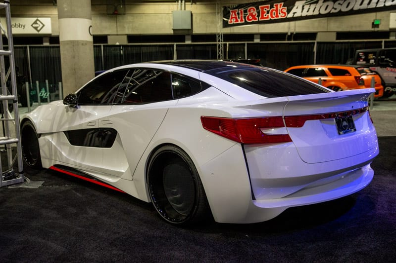 The Garage (Aftermarket) - LA Auto Show // Nov  22 - Dec  1