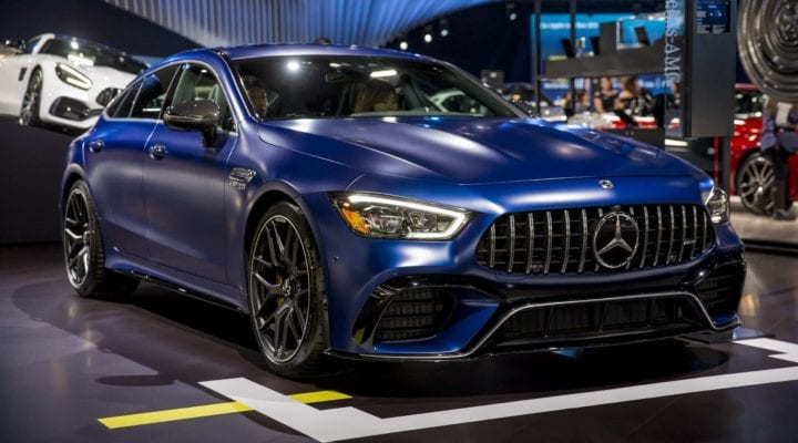 LA Auto Show: Nov 22 - Dec 1 at LA Convention Center
