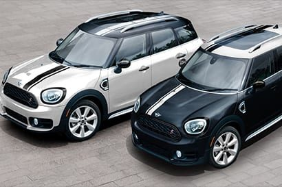 Mini Countryman Yin Yang Edition